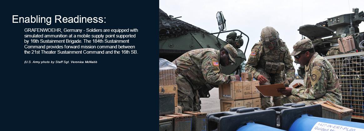 16Sb Readiness